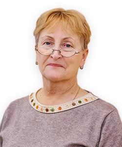 Андреева Евгения Петровна