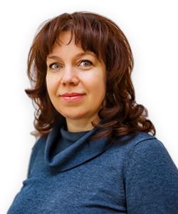 Блинова Юлия Александровна
