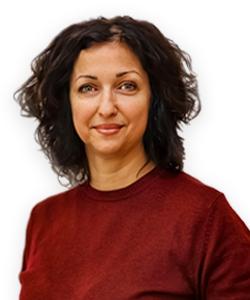 Полякова Лариса Владимировна
