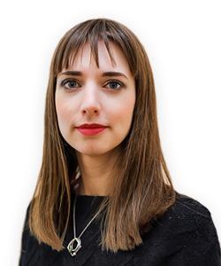 Заставницкая Екатерина Николаевна