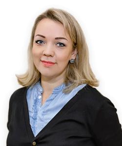 Барабанова Анастасия Сергеевна