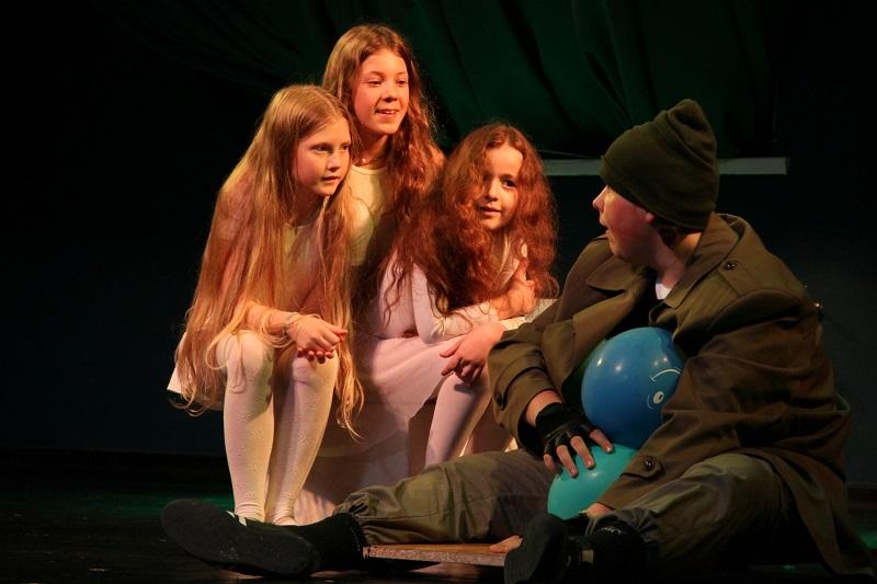 «Скеллиг» на сцене Частной Школы Шостаковичей