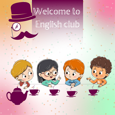 Welcome to English club