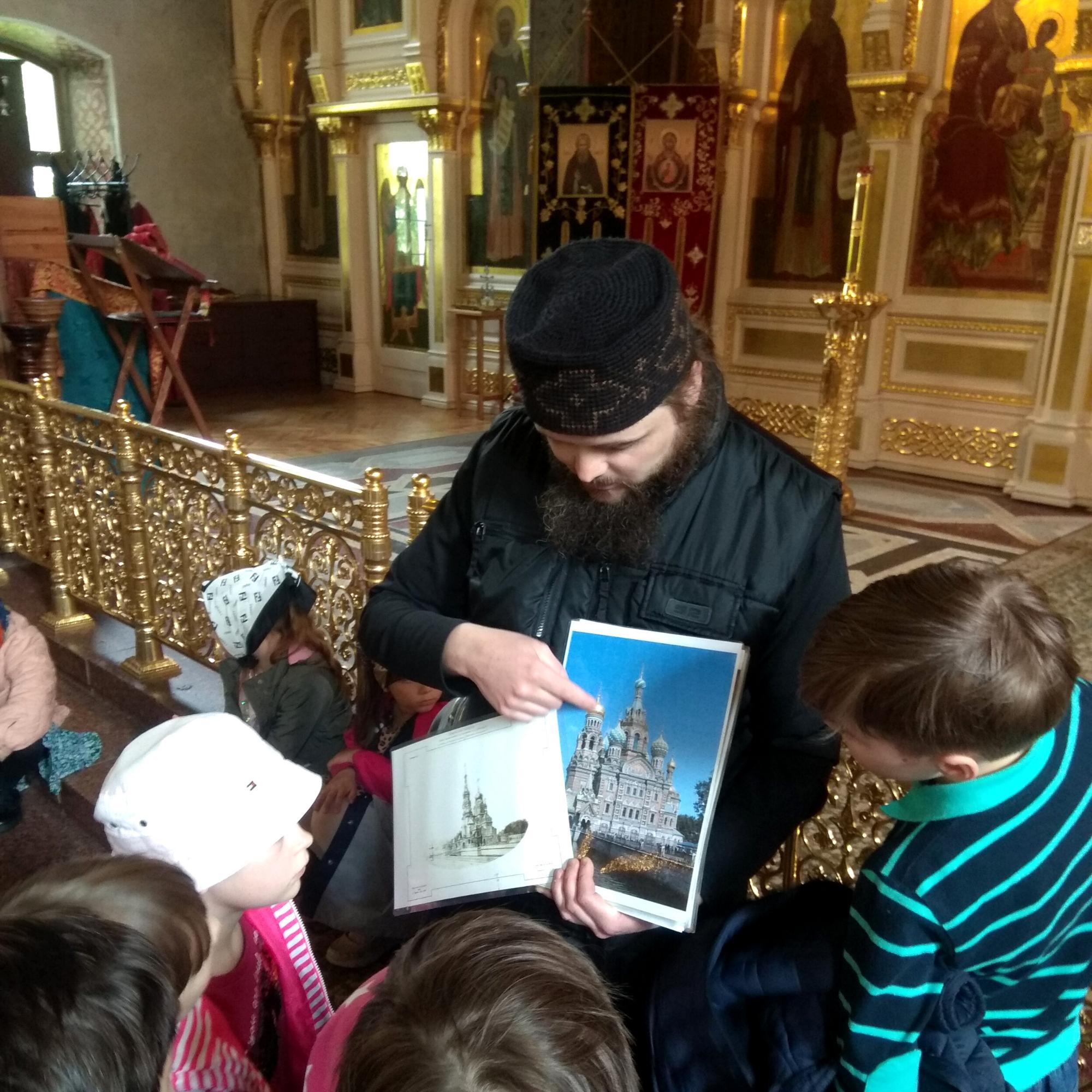 Свято-Троицкая Сергиева Приморская пустынь